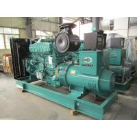 Buy 313KVA / 250KW Open Diesel Generator Cummins NTA855-G1A 50Hz Diesel Genset at wholesale prices