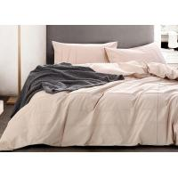 Quality Washable Linen Cotton Luxury Sheet Sets 4Pcs Lightweight Customized For Hotel for sale