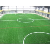 Quality Artificial turf Synthetic Soccer Grass  for indoor / outdoor soccer for sale
