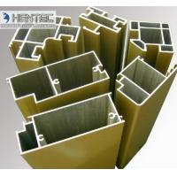 Quality 6061 T5 T6 T66 Sand Blasting , Satin Aluminium Door Profiles ROHS /  Approval for sale
