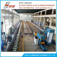Quality Aluminium Profile Handling System For Large Extrusion Presses for sale