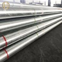 Quality 3.5mm Thickness Metal Electrical Pole 14m 800daN For Power Distribution Pole for sale