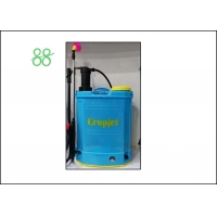 Quality Blue PE 16L Knapsack Electric Sprayer for sale