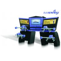 Quality Computerized CCD 4 Wheel Laser Alignment Equipment With Global Vehicle Database for sale