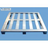 Quality 6063 / 6061 / 6005 Industrial Aluminium Profile / Aluminum Pallets For Machinery for sale