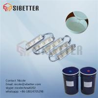 Buy cheap RTV2 Liquid Silicone Gel for Electronics, Potting Silicone Glue from wholesalers