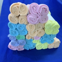Quality Rolled Small 29x29cm Towel Gift Sets for sale