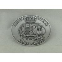 Quality 3D Customized Army Coin , Personalized Challenge Coins With Zinc Alloy for sale