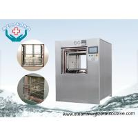 China Bulk Veterinary Autoclave With Integrated Micro Computer Controlled For Animal Cages on sale