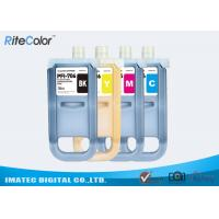 Quality iPF Printers Pigment PFI 706 Canon Lucia Ink imagePrograf iPF8400 / iPF9400 Ink 700ML for sale