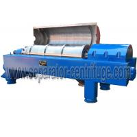 Quality Decanter Separator - Centrifuge For Sewage Treatment for sale