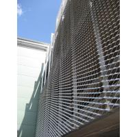 China Metal Ceiling Tiles Window Screen Metal Grating Facade on sale