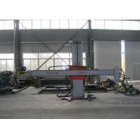 China ZT-703 Dual use for 2 tons Dished heads and tanks polishing machine on sale