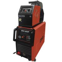 Quality MIG400P PULSE MIG Welding Machine For Aluminum / 3 Phase MIG Welder for sale