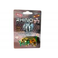 Quality Rhino777 Herbal Sexual Enhancer Pills For Male Improving Sexual Stimulate for sale