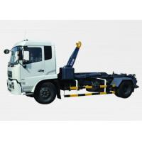 Quality 7479mm*2436mm*3038mm 9tons Hook Arm Garbage Truck, Hooklift Garbage trucks and arm roll truck XZJ5160ZXX for sale