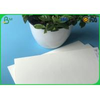 Quality Dounle Sides Uncoated Woodfree Paper / 280g Absorbent Paper Sheets for Coasters in Hotel for sale