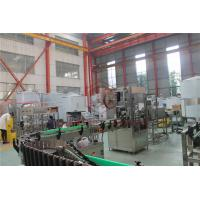 Quality Linear Bottled Water Production Line Soy Sauce Stick Labeling Machine for sale