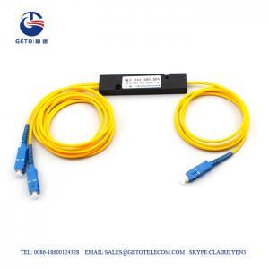 Quality 1 16 Pigtail PLC Cassette Type Optical Fibre Cable Splitter for sale
