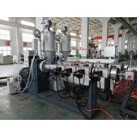 Buy cheap Energy Saving Plastic Pipe Extrusion Machine PVC Spiral Reinforced Pipe from wholesalers
