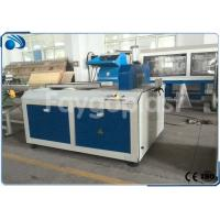 Quality Twin Screw Plastic Profile Production Line For PVC / WPC Door & Window Material for sale