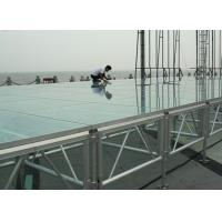Buy Professional18mm Acrylic Stage Platform with Adjustable Stage legs at wholesale prices