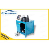 Quality Rubber Bushings Hydraulic Hose Crimping Machine For Air Suspension Springs for sale