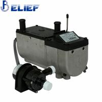Quality 5000 Watt 12 Volt Diesel Engine Car Parking Heater With Water Pump Outside for sale