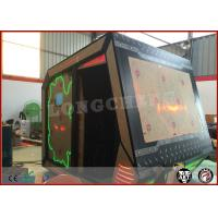 Dynamic 5 D Movie Theater Amusement Game Machine For Entertainment