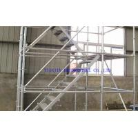 Quality Frame Galvanized Scaffolding Tube , GI Steel Scaffold Pipe Quality Of Q195, Q235, Q345 for sale