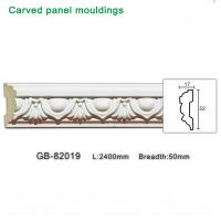 Quality Factory price polyurehtane corner wall molding for home interior for sale