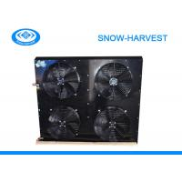 Quality Durable Air Cooled Screw Chiller  Air Cooler Condenser In Refrigeration Unit for sale