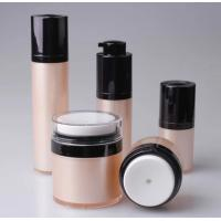Quality empty15ML 30ML 50ML Twist up cosmetic rotate function airless bottle for sale