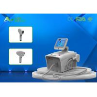 Buy cheap diode laser portable painless hair removal with highest 168J energy from wholesalers