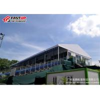 Quality Big Structure Aluminum Frame Tent Multi Colored Free Standing OEM Available for sale