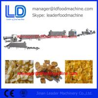 Quality Industrial corn flakes processing line manufacturing machine for sale