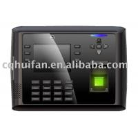 Buy cheap Fingerprint +Password +RFID/MIFARE/HID card option Time Recording machine HF from wholesalers
