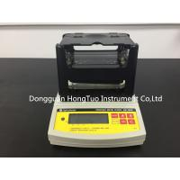 Quality 320g / 0.01g 0.001% RS232 Gold Density Balance Gold Purity Checking Machine for sale