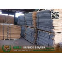 Military Gabion Barrier China Exporter