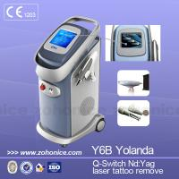 China 220V / 110V Laser Tattoo Removal Machine Delicated Appearance With High Energy on sale