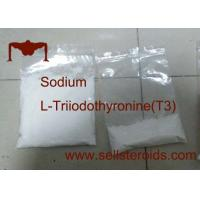 Buy cheap CAS 55-06-1 Bulking Cycle Liothyronine Sodium For Treatment Cytomel T3 from wholesalers