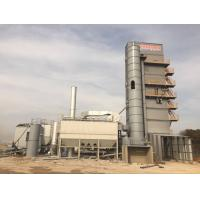 Quality 350t / H Hoisting Hopper Type Bitumen Hot Mix Plant , Automatic Batching Plant With Shaft - Mounted Gear Reducer for sale