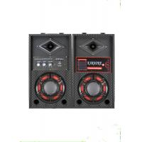 Quality Compact Portable Active Bluetooth PA Speaker And Mic System , Remote Control for sale