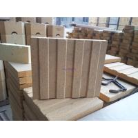 Quality Customized Shaped Fire Brick Refractory  , Clay Bricks For Glass Tanks for sale