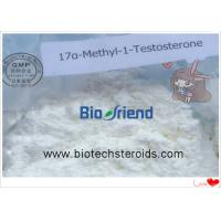 Quality 17a-Methyl-1-testosterone 65-04-3 Muscle Building Steroids for male enhancement and Immune System for sale