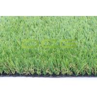 Quality Environment Friendly Realistic Artificial Grass PP Backing SGS Approved for sale