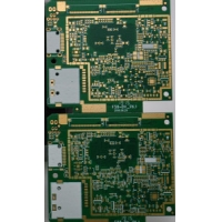 Quality 14 Layer 1.0mm Thickness High Density Pcb With Immersion Gold Surface Finishing for sale
