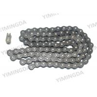 """Quality PN1230-020-0094 Gerber Spreader Parts Wheel Chain 96 Roll 1 / 2 """" x 3 / 16 for sale"""