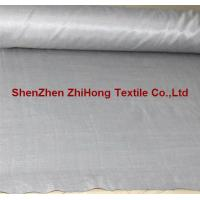 Quality 100% RF silver anti-static silver-plated fabric for pregnant garment for sale