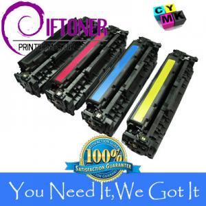 Quality Color toner HP CC530A,CB531A,CB532A,CB533A For HP CP2025, CM2320 for sale
